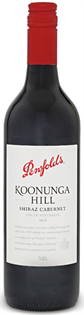Penfolds Shiraz Cabernet Koonunga Hill 2015 750ml